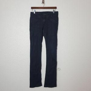 Prairie Underground Dark Wash Baby Bootcut Jeans